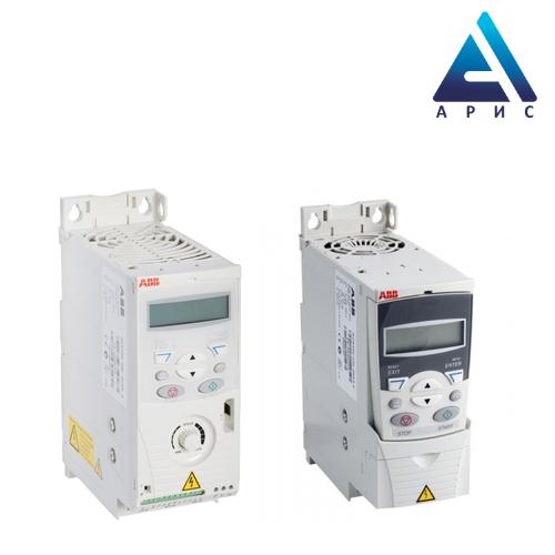 Частотные электроприводы ABB ACS355