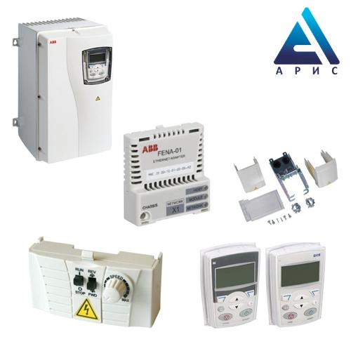 Аксессуары для частотных электроприводов ABB ACS355
