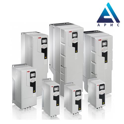 Частотные электроприводы ABB ACS580