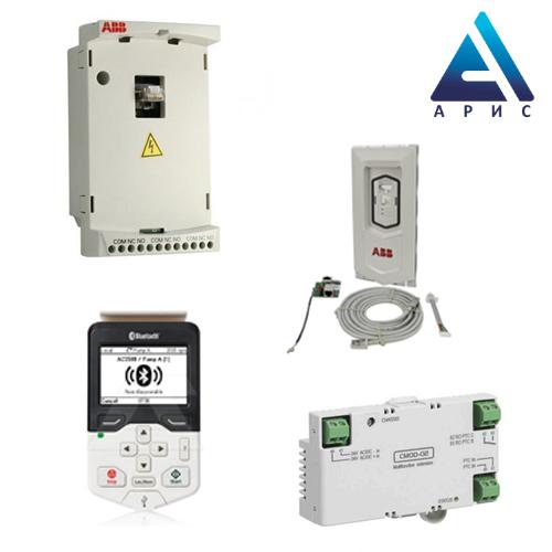 Аксессуары для частотных электроприводов ABB ACS580